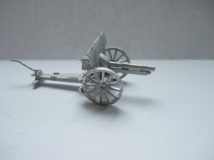 Krupp 75mm ideal Balkan and WW1