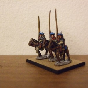 Scottish lancers x4