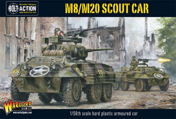 M8/M20 Scout car