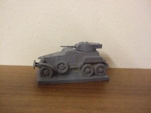 BA-6 3 piece kit