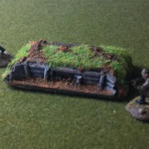Eastern HMG bunker