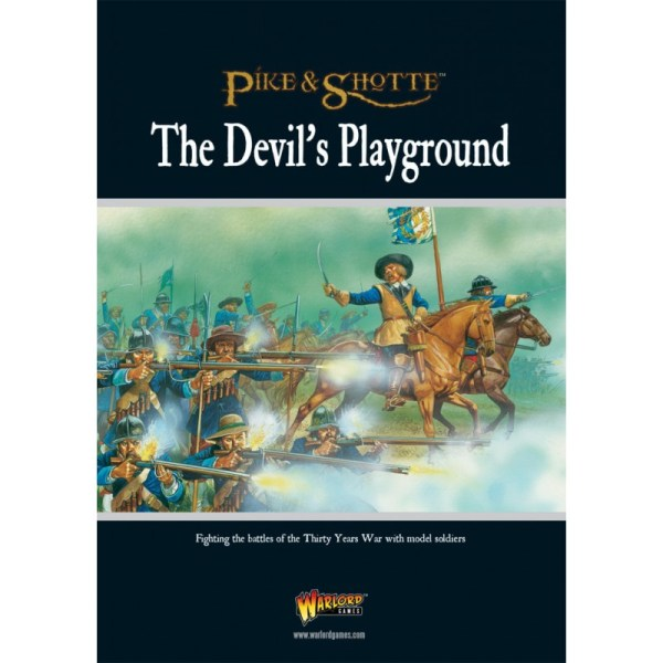 TheDevils playground, pike and shotte suplemment