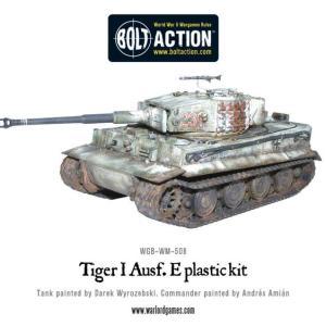 Tiger 1 Ausf E