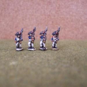 4 Grenadiers campaign dress Bicorn