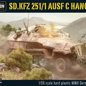 Sd.Kfz 251/1 ausf C halftrack