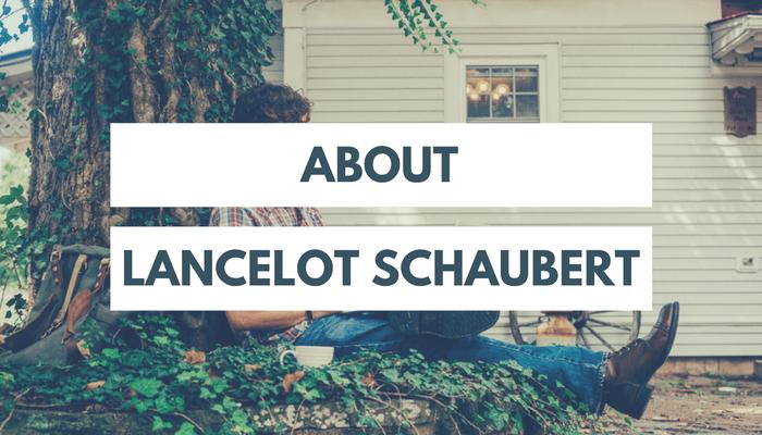 about lancelot schaubert bio
