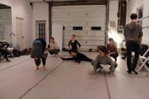 makehouse retreat dancing