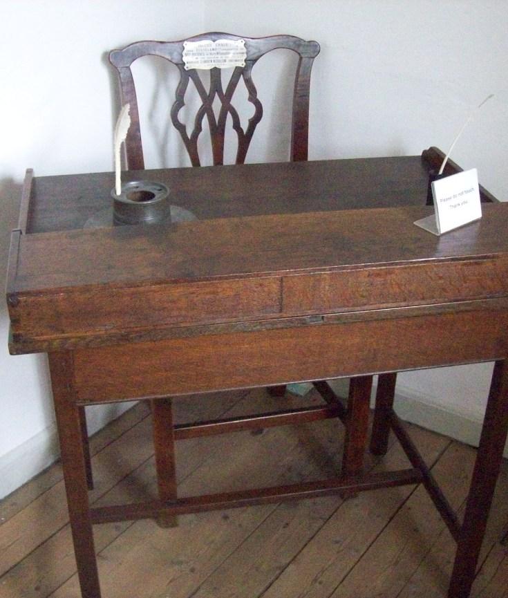 Robert Burns desk a strong right from 54 poems written at 23 lancelot schaubert