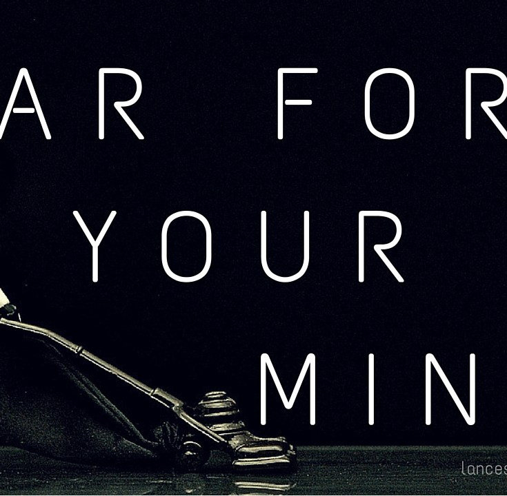 war for your mind