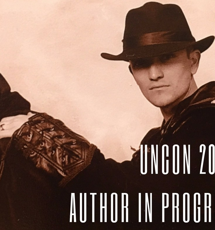uncon 2016 author in progress