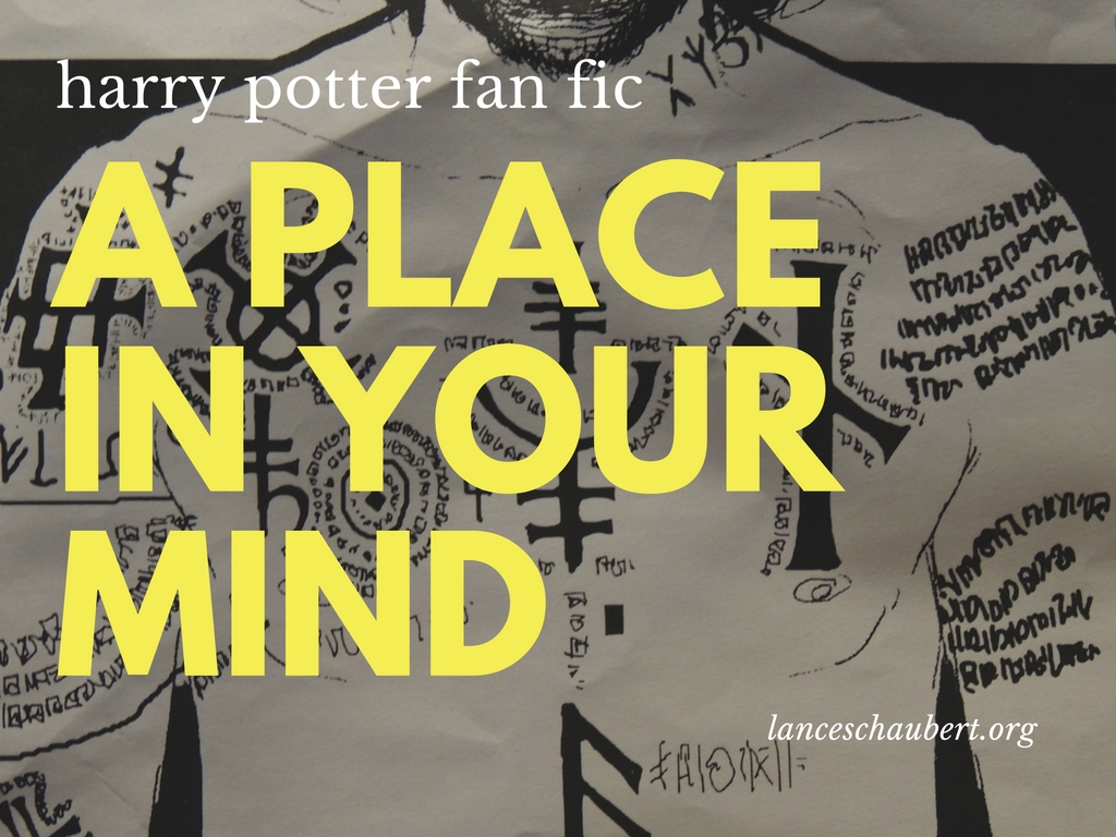A Place in Your Mind :: Harry Potter and Sirius Black Fan