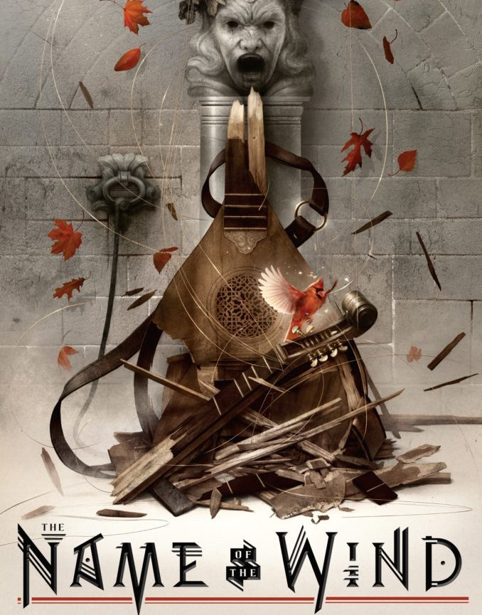 The Name of the Wind Tenth Anniversary Reread : Appendecies and Details doors of stone prep kingkiller reread