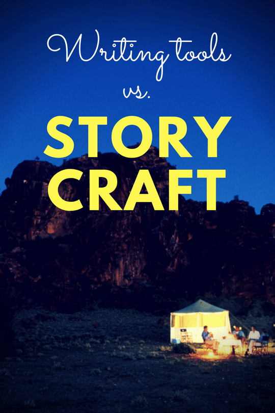 Writing tools story craft