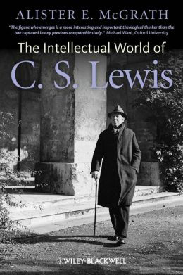 Cover for The Intellectual World of CS Lewis by Alister McGrath
