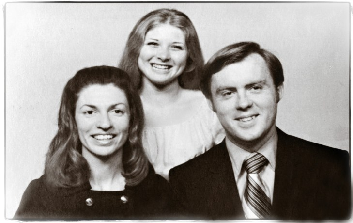 Three of us - 1970