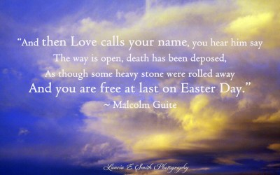 Resurrection Sunday – He is Risen!
