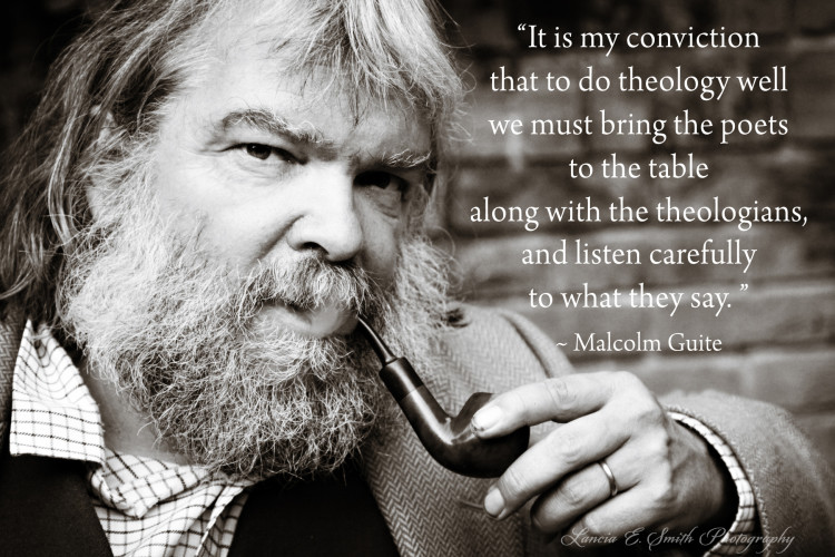 It is my conviction - Malcolm Guite - Image (c) Lancia E. Smith Photography