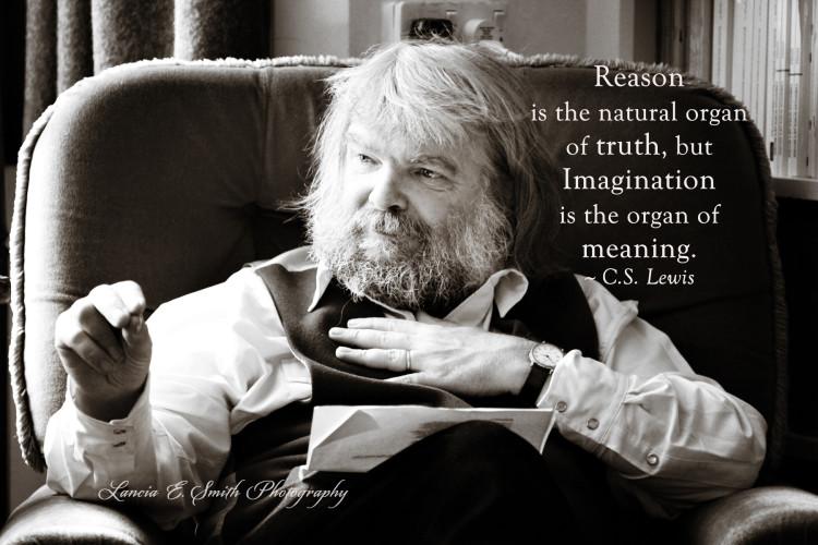 Reason and Imagination - Malcolm at the Kilns 2011 - Image (c) Lancia E. Smith Photography