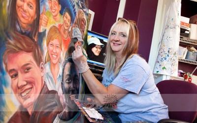 Faye Hall – Art begets Art
