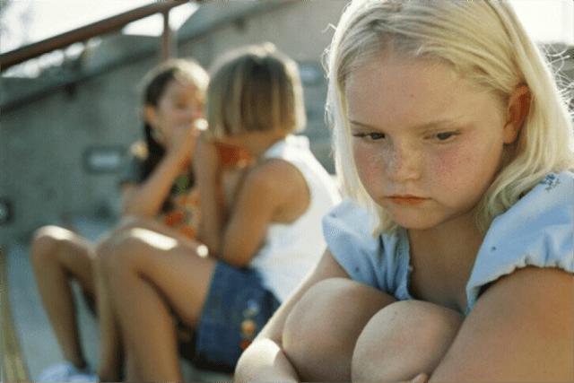у ребенка нет друзей в школе