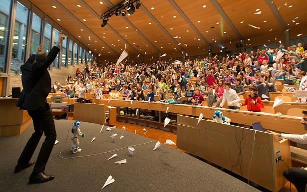 Немецкий детский университет