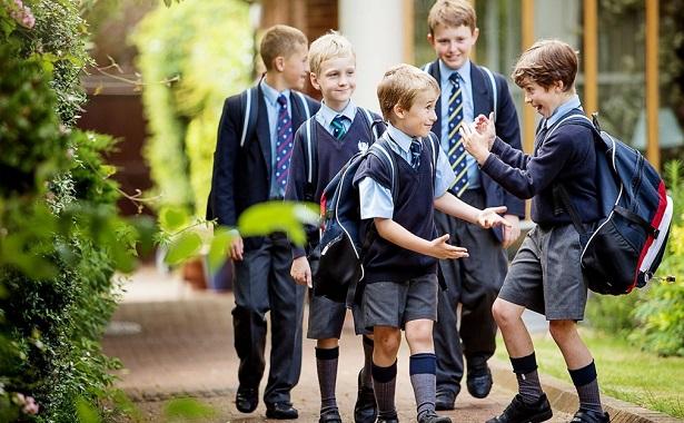 Выбрать частную школу