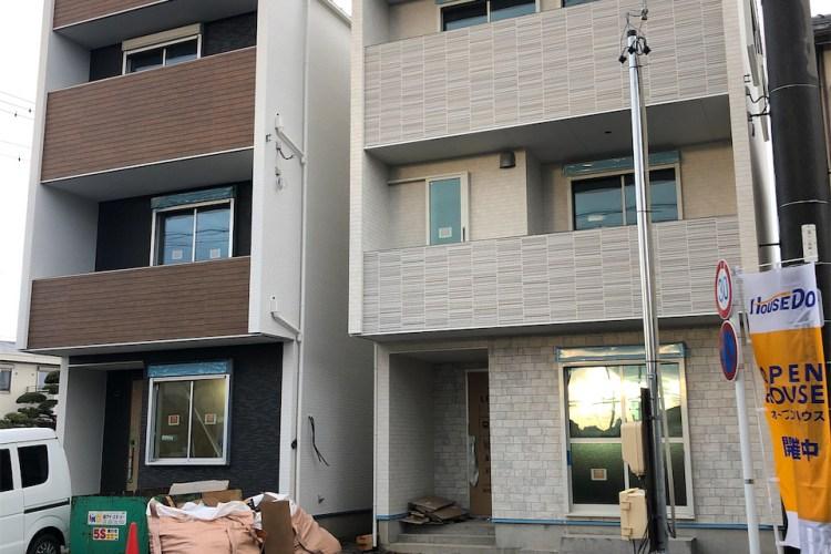 清須・須ヶ口の家