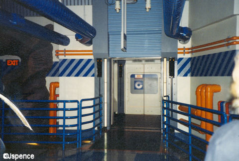 Hydrolators in the Sea Pavilion, Epcot. Courtesy of Jspence.