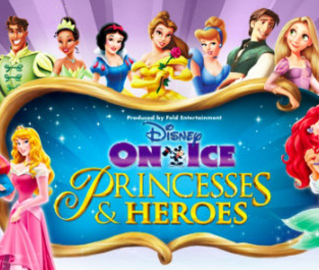 Disney On Ice Princesses And Heroes Jpg