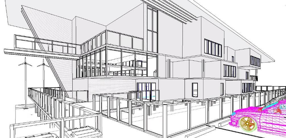 Technical Basics Interior Design Drawing