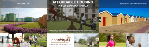 landafrique real estate & infrastructure nigeria ghana ogun Agbara apartment house land industrial park business unilever nestle vanguard affordable housing