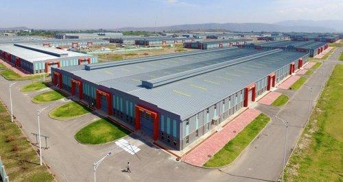 SEZ, special economic zone, free zone, Uganda warehouse industrial park edge ifc cdc fmo
