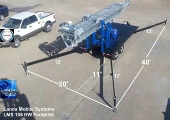 LMS-106HW-Footprint