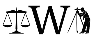 White Law Firm Logo