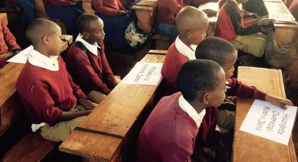 Ganako Primary School