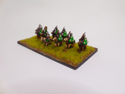 Indian cavalry - 1