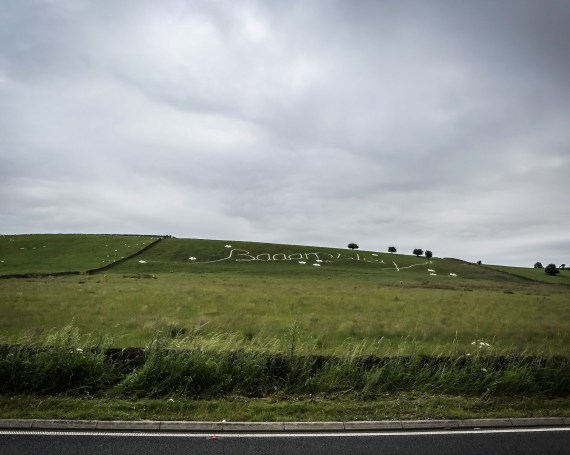 Yorkshire's Grand Depart – Tour de France – Land Art