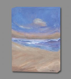 Landauer Art giclee canvas wrap beachscape