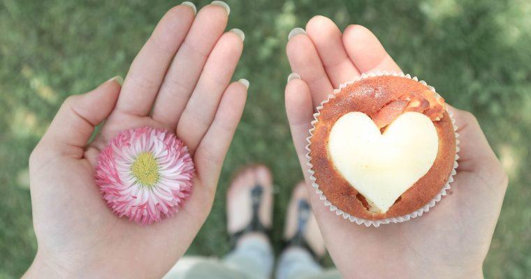 Saftige Apfel-Quark-Muffins