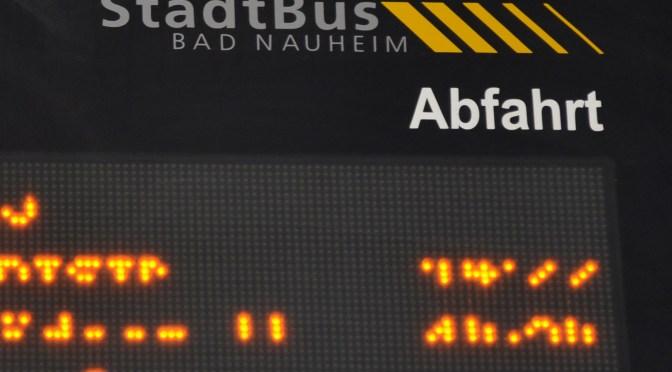 Stadtbus Bad Nauheim