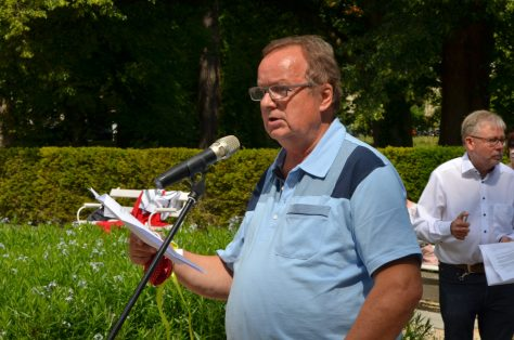 Parlamentschef Gerhard Hahn  (Bild: Petra Ihm-Fahle)