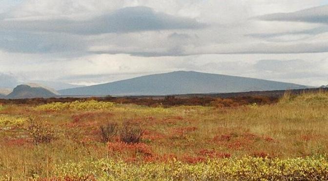 Vogelsberg-Vulkan