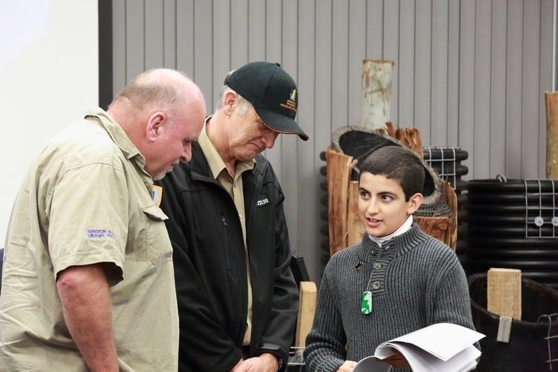 Rick Dawson DPAW Wildlife Officer