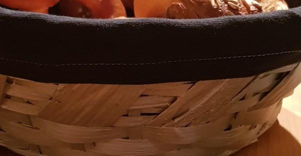 DIY- Brotkörbchen Upgrade