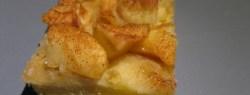 Saftiger Apfelkuchen vom Blech