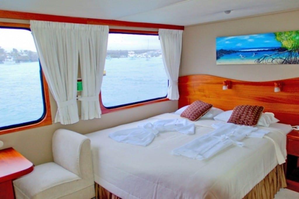 Integrity Motor Yacht Landed Travel