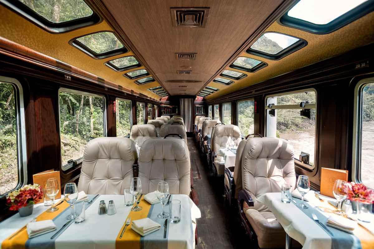 Inca Rail First Class Train: Guide to Travel to Machu Picchu ...