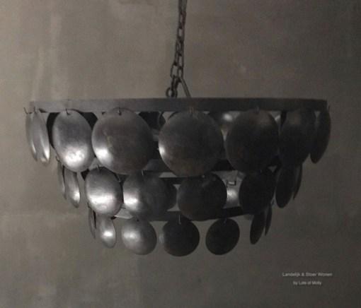 Hanglamp schijfjes