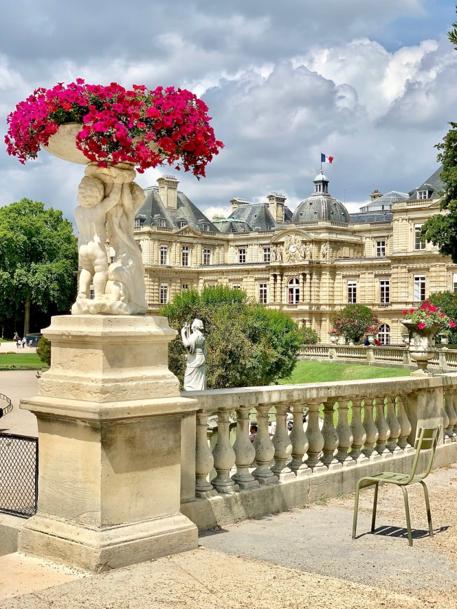August in Paris Bucket List Jardin du Luxembourg