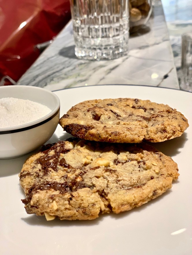 Clover Grill cookies